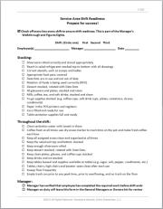 service-area-checklist